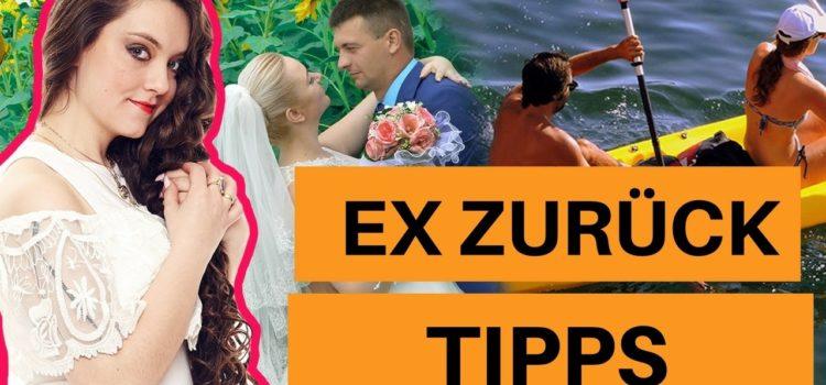 Tipps für Ex zurück – halte dich an diese Regel! Mit diesen Tipps den Ex zurückgewinnen